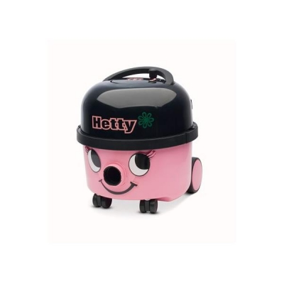 Numatic Hetty Vacuum Cleaner 620W 9 Litre 6.6kg W340xD340xH370mm Pink Ref HET200-A2