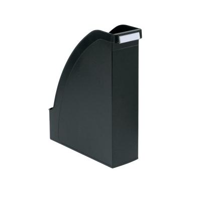 Leitz Magazine File Extra Capacity A4 Black Ref 24760095