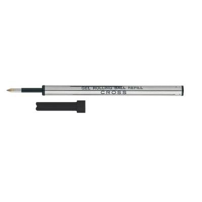 Cross Rollerball Refill Standard Black Ref 8523 [Pack 6]