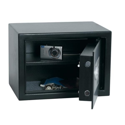 Phoenix Digital Safe Changeable Code Electronic Lock 18L Capacity 11kg W350xD250xH250mm Ref SS0802E