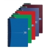Oxford Office Notebook Wirebound Soft Cover A5 Random Colour Ref 100103741 [Pack 5]