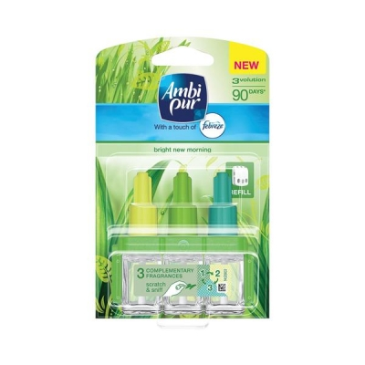 Ambi Pur 3volution Refill for Fragrance Unit New Morning Ref 95520