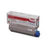 OKI Laser Toner Cartridge Page Life 2000pp Cyan Ref 43872307