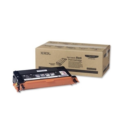 Xerox Laser Toner Cartridge High Yield Page Life 8000pp Black Ref 113R00726