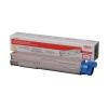 OKI Laser Toner Cartridge Page Life 1500pp Magenta Ref 43459434
