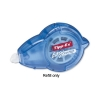 Tipp-Ex Refill for Easy-refill Correction Tape Roller 5mmx14m Ref 879435 [Pack 10]
