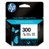 Hewlett Packard [HP] No. 300 Inkjet Cartridge Page Life 165pp Colour Ref CC643EE