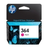 Hewlett Packard [HP] No. 364 Inkjet Cartridge Page Life 300pp Magenta Ref CB319EE #ABB