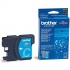 Brother Inkjet Cartridge Page Life 750pp Cyan Ref LC1100HYC