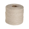 String Cotton Thin 125g 156m White [Pack 12]