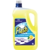 Flash All Purpose Cleaner for Washable Surfaces 5 Litres Lemon Fragrance Ref 89015