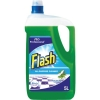 Flash All Purpose Cleaner for Washable Surfaces 5 Litres Pine Fragrance Ref 73546
