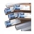 Hewlett Packard [HP] Bright White Inkjet Paper Roll 90gsm 594mm x 45.7m White Ref Q1445A