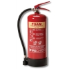 IVG Firechief Fire Extinguisher Foam for Class A and B 6 Litres Ref IVGS6.0LTF
