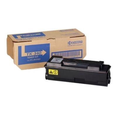 Kyocera TK-340 Laser Toner Cartridge Page Life 12000pp Black Ref 1T02J00EUC
