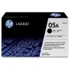 Hewlett Packard [HP] No. 05A Laser Toner Cartridge Page Life 2300pp Black Ref CE505A