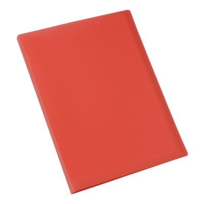 5 Star Display Book Soft Cover Lightweight Polypropylene 40 Pockets A4 Red