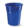 5 Star Bin Polypropylene 16 Litres W300xD363xH323mm Cobalt Blue