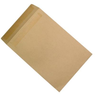 5 Star Envelopes Mediumweight Pocket Press Seal 90gsm Manilla 381x254mm [Pack 250]