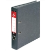 5 Star Mini Lever Arch File 50mm Spine A4 Cloudy Grey [Pack 10]