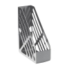 5 Star Magazine Rack File Foolscap Grey
