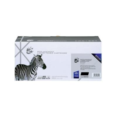 5 Star Compatible Laser Toner Cartridge Page Life 6000pp Black [Brother TN6600 Alternative]