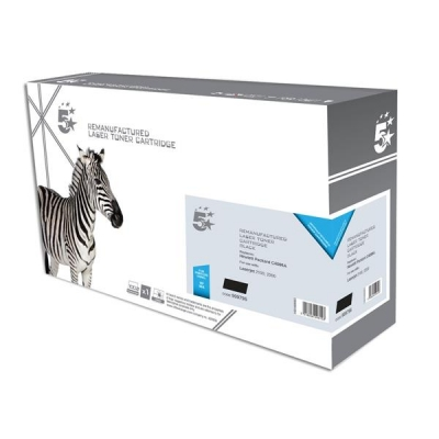 5 Star Compatible Laser Toner Cartridge Page Life 5000pp Black [HP No. 96A C4096A Alternative]