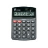 5 Star Calculator Desktop Battery/Solar-power 10 Digit 3 Key Memory Ref DT10D