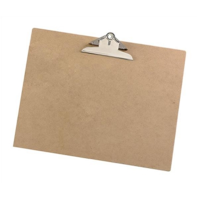 5 Star Clipboard Rigid Hardboard A3