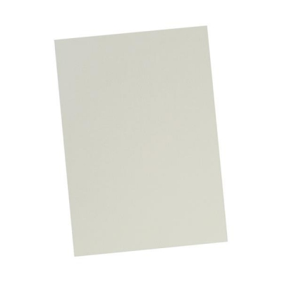 5 Star Binding Covers 240gsm Leathergrain A4 Ivory [Box 100]