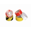 Hazard Tape Soft PVC Internal Use 50mmx33m Black and Yellow
