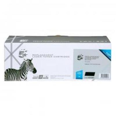 5 Star Compatible Laser Toner Cartridge Page Life 3500pp Black [HP No. 15X C7115X Alternative]