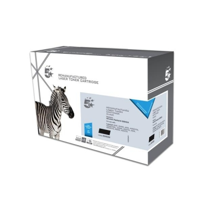 5 Star Compatible Laser Toner Cartridge Page Life 20000pp Black [HP No. 42X Q5942X Alternative]