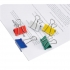 5 Star Foldback Clips 32mm Assorted [Pack 12]