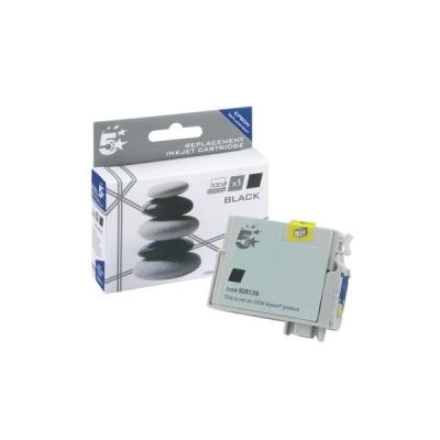 5 Star Compatible Inkjet Cartridge Black [Epson T071140 Alternative]