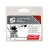 5 Star Compatible Inkjet Cartridge Page Life 520pp Black [Canon PGI-5BK Alternative]