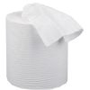 5 Star Facilities Centrefeed Tissue Refill for Dispenser White Two-ply 150m [Pack 6]