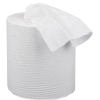 5 Star Facilities Centrefeed Tissue Refill for Dispenser White One-ply 120m [Pack 12]