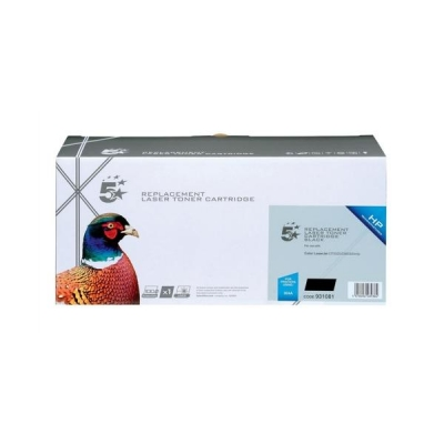 5 Star Compatible Laser Toner Cartridge Page Life 3500pp Black [HP No. 304A CC530A Alternative]