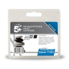 5 Star Compatible Inkjet Cartridge Capacity 5.9ml Black [Epson T1281 Alternative]