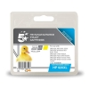 5 Star Compatible Inkjet Cartridge Page Life 700pp Yellow [HP No. 920XL CD974AE Alternative]