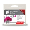 5 Star Compatible Inkjet Cartridge Page Life 545pp Magenta [Canon CLI-526M Alternative]