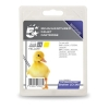 5 Star Compatible Inkjet Cartridge Page Life 600pp Yellow [Brother LC1240Y Alternative]