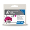 5 Star Compatible Inkjet Cartridge Capacity 7ml Magenta [Epson T12934011 Alternative]