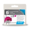 5 Star Compatible Inkjet Cartridge Page Life 750pp Magenta [HP No. 364XL CB324EE Alternative]
