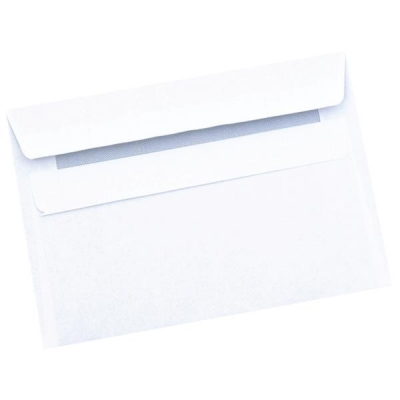 5 Star Envelopes C6 Retail Pack [Pack 50]