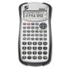 5 Star Scientific Calculator 2-Line Display 279 Functions Ref KC-4650P