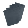 5 Star Elite Envelope Polythene Opaque C4 235x320mm Peel & Seal [Pack 100]
