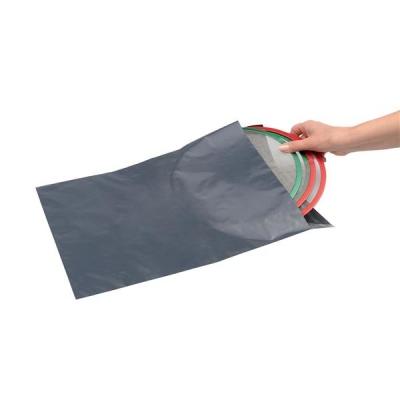 5 Star Elite Envelope Polythene Opaque C3 335x430mm Peel & Seal [Pack 100]