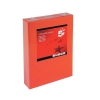 5 Star Coloured Copier Paper Multifunctional Ream-Wrapped 80gsm A4 Deep Red [500 Sheets]